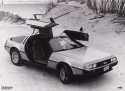 1. DeLorean DMC-12