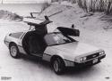 1. DeLorean DMC-12