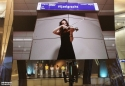 IMG_9336 Aankomst metro met muziek door het Nederlands Kamer Orkest